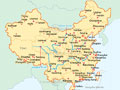 China Map - China Travel Depot